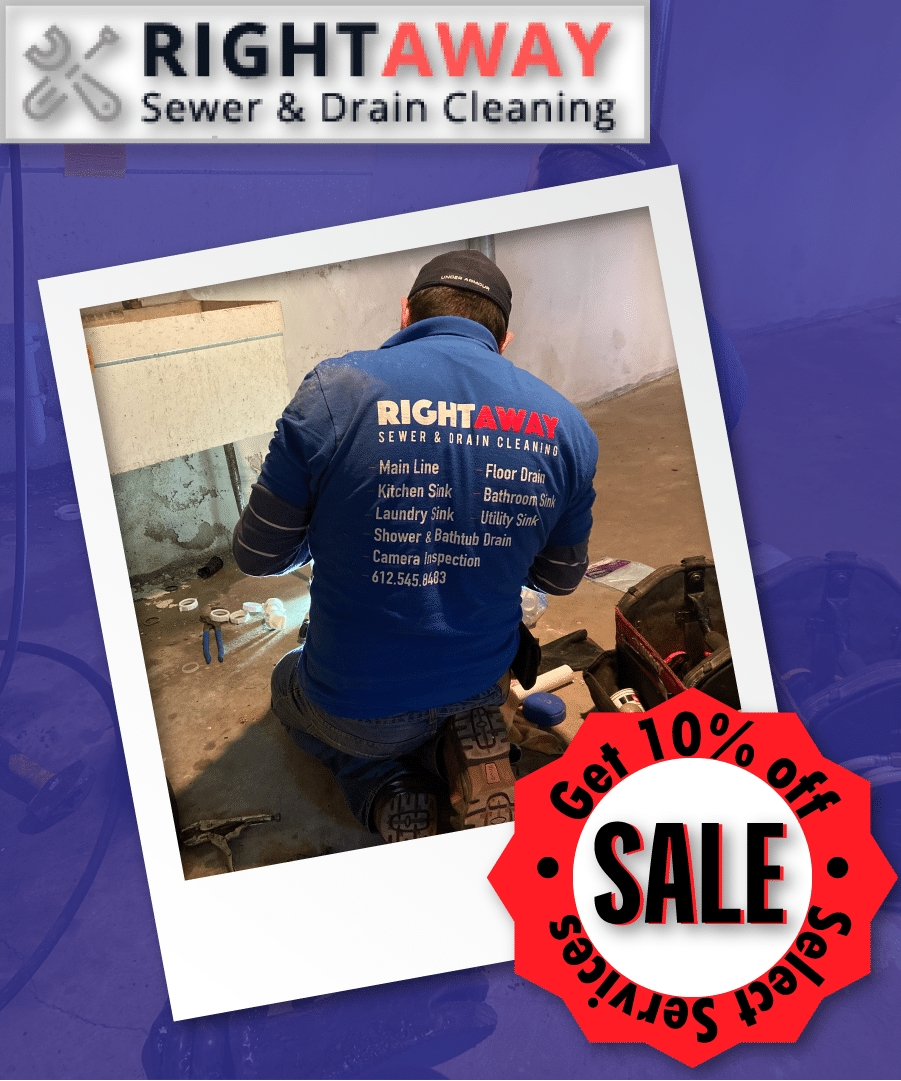 Drain Cleaning Discount